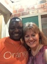 Linette Tobin and Soungalo Diarra, Mali, 2016